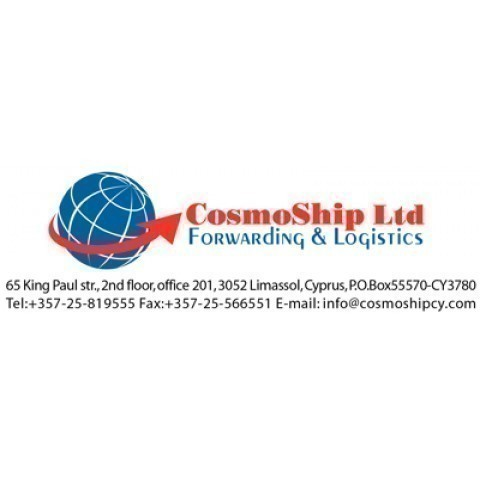 Cosmoship Forwarding & Logistics Ltd